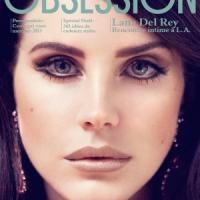 Lana Del Rey faz ensaio fotográfico para revista francesa; veja