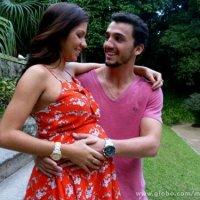 Pedro Cassiano vai ser papai na vida real